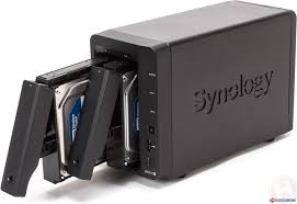 SYNOLOGY DS214+ NAS als NVR