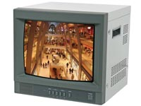 Monitor 14 inch CRT ( beeldbuis )