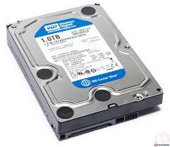 SATA HD 1 TB Western Digital Blue